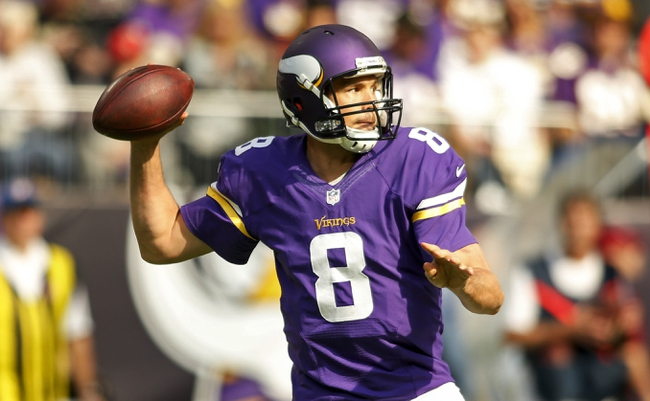 Philadelphia Eagles vs. Minnesota Vikings - 10/23/16 NFL Pick, Odds, and Prediction