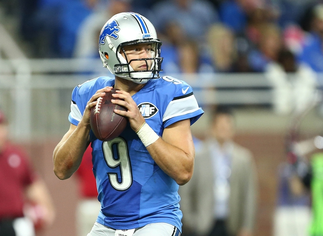 Detroit Lions vs. Los Angeles Rams - 10/16/16 NFL Pick, Odds, and Prediction