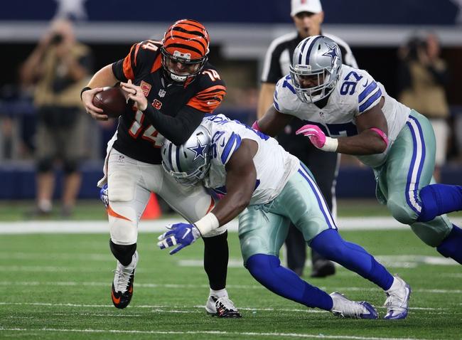 Cincinnati Bengals at Dallas Cowboys - 8/18/18 NFL Pick, Odds, and Prediction