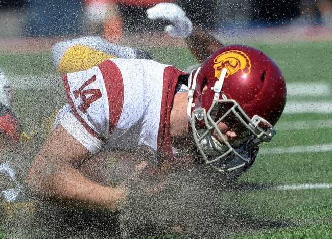 Cal at USC - 10/27/16 College Football Pick, Odds, and Prediction
