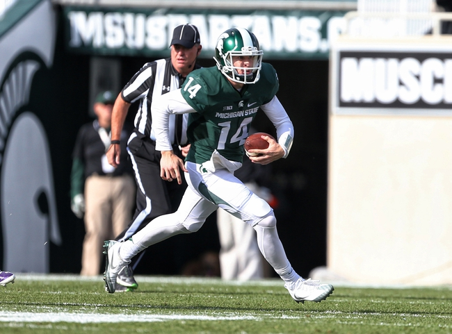 Michigan State vs. Bowling Green - 9/2/17 College Football Pick, Odds, and Prediction