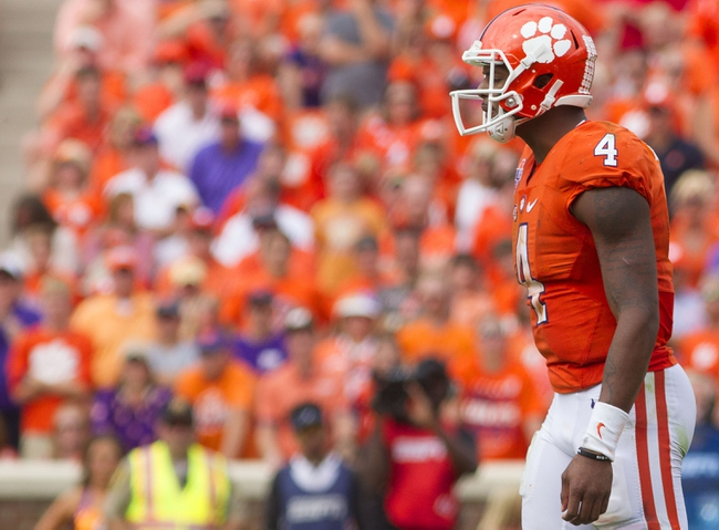 Florida State Seminoles vs. Clemson Tigers - 10/29/16 College Football Pick, Odds, and Prediction