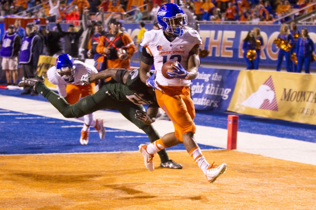Wyoming vs. Boise State - 10/29/16 College Football Pick, Odds, and Prediction