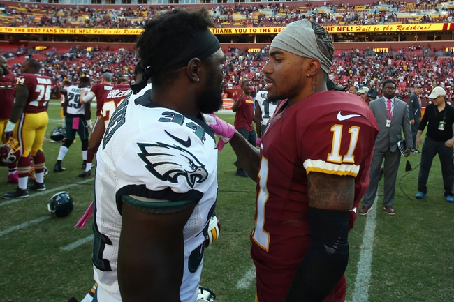 Philadelphia Eagles vs. Washington Redskins - 12/11/16 NFL Pick, Odds, and Prediction