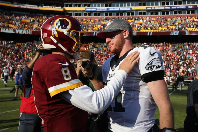 Washington Redskins at Philadelphia Eagles - 12/11/16 NFL Pick, Odds, and Prediction
