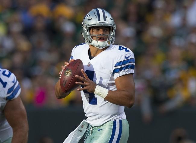 Dallas Cowboys vs. Philadelphia Eagles - 10/30/16 NFL Pick, Odds, and Prediction
