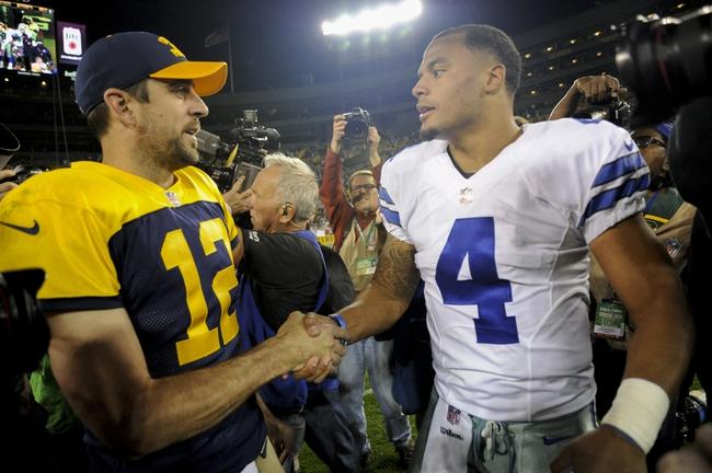 Dallas Cowboys vs. Green Bay Packers - 1/15/17 NFL Pick, Odds, and Prediction