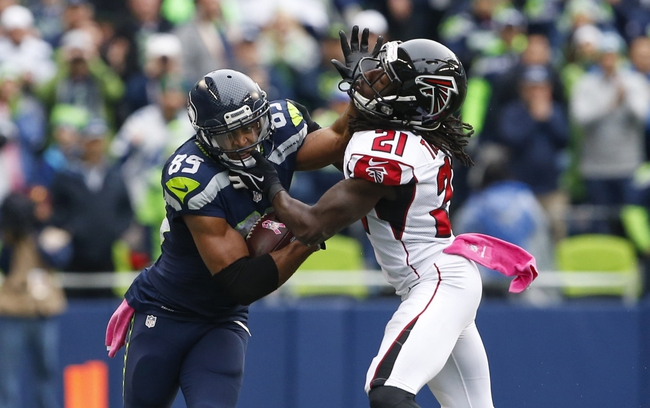 Atlanta Falcons vs. Seattle Seahawks - 1/14/17 NFL Pick, Odds, and Prediction