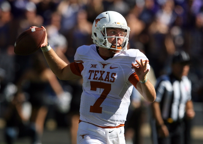 Texas vs. Baylor - 10/29/16 College Football Pick, Odds, and Prediction