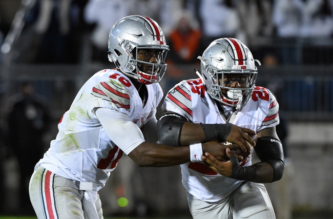 Ohio State vs. Northwestern - 10/29/16 College Football Pick, Odds, and Prediction