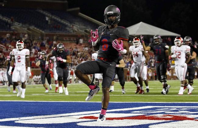 SMU vs. Houston - 10/7/17 College Football Pick, Odds, and Prediction