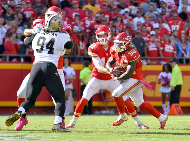 Kansas City Chiefs at Indianapolis Colts - 10/30/16 NFL Pick, Odds, and Prediction