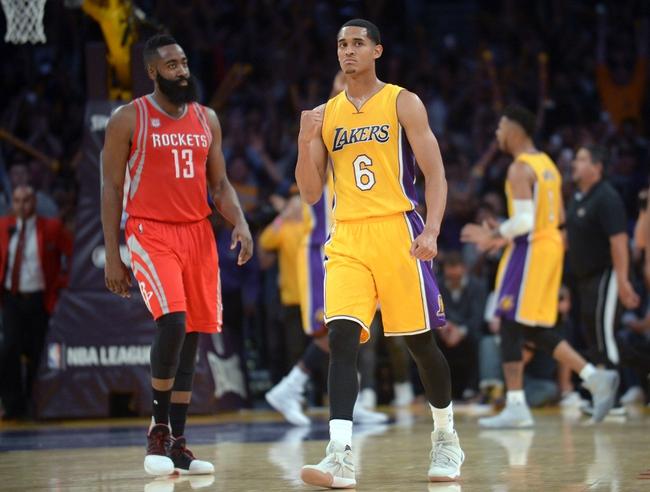 Houston Rockets vs. Los Angeles Lakers - 12/7/16 NBA Pick ...