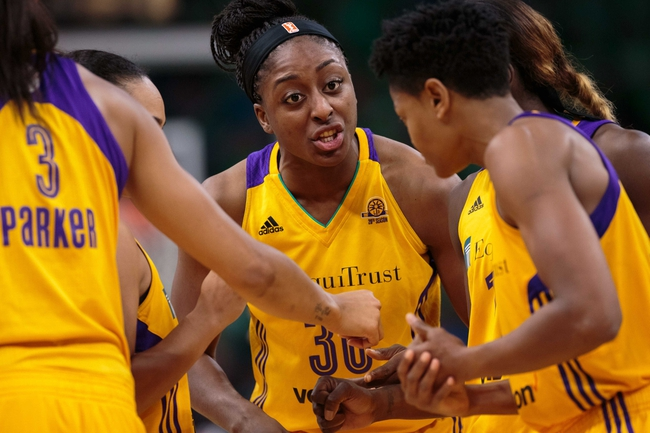 Dallas Wings vs. Los Angeles Sparks - 6/13/17 WNBA Pick, Odds, and Prediction