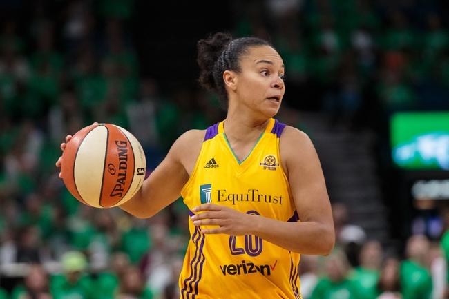 Seattle Storm vs. Washington Mystics - 6/27/17 WNBA Pick, Odds, and Prediction