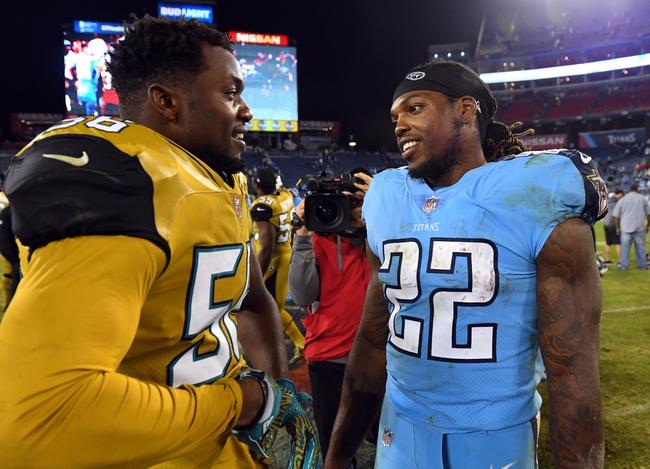 Jacksonville Jaguars vs. Tennessee Titans - 12/24/16 NFL Pick, Odds, and Prediction