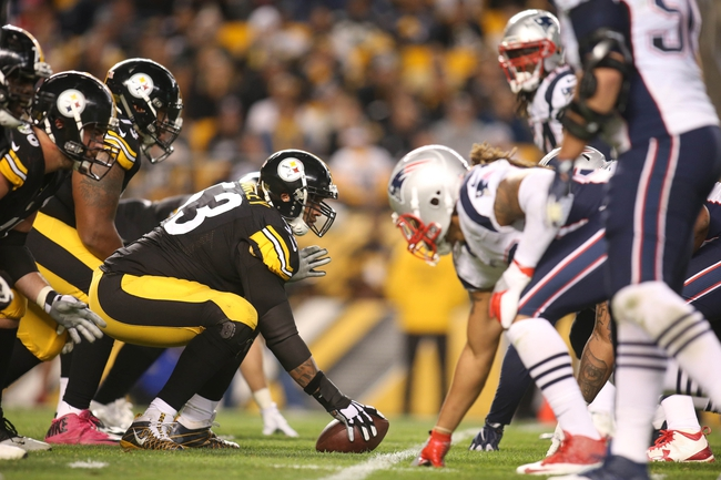 New England Patriots vs. Pittsburgh Steelers - 1/22/17 NFL Playoffs AFC Championship Pick, Odds, and Prediction