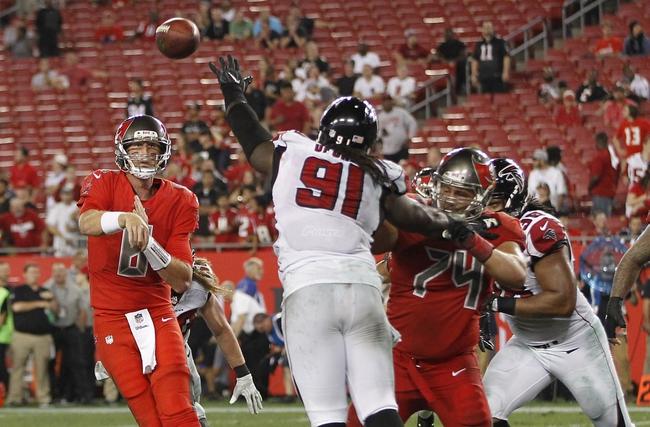 Tampa Bay Buccaneers at Atlanta Falcons - 11/26/17 NFL Pick, Odds, and Prediction
