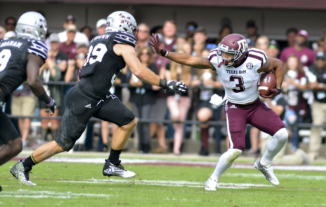 Texas A&M vs. Ole Miss - 11/12/16 College Football Pick, Odds, and Prediction