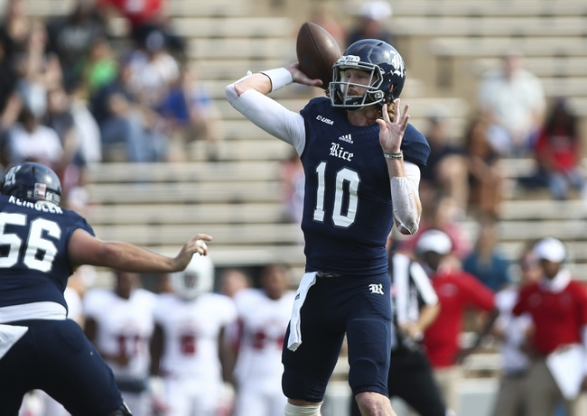 Rice vs. UTEP - 11/19/16 College Football Pick, Odds, and Prediction