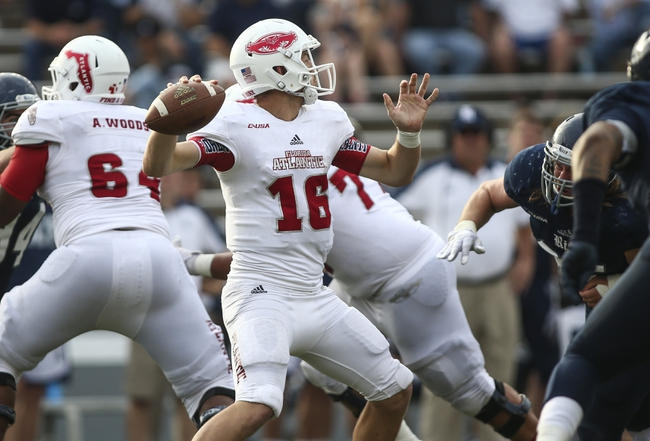 Florida Atlantic vs. Old Dominion - 11/19/16 College Football Pick, Odds, and Prediction