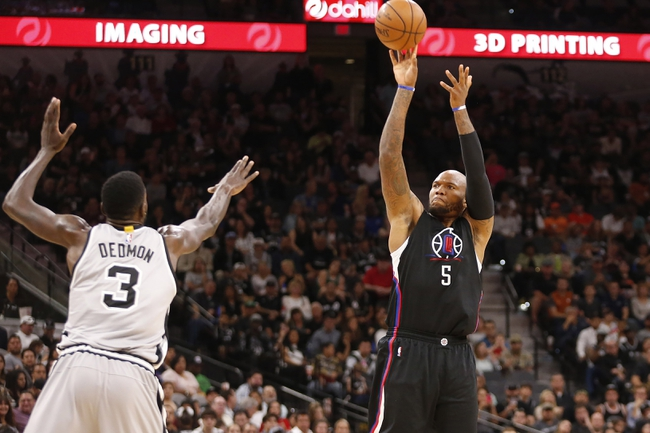 Los Angeles Clippers vs. San Antonio Spurs - 12/22/16 NBA Pick, Odds, and Prediction