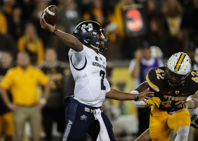 BYU vs. Utah State - 11/26/16 College Football Pick, Odds, and Prediction