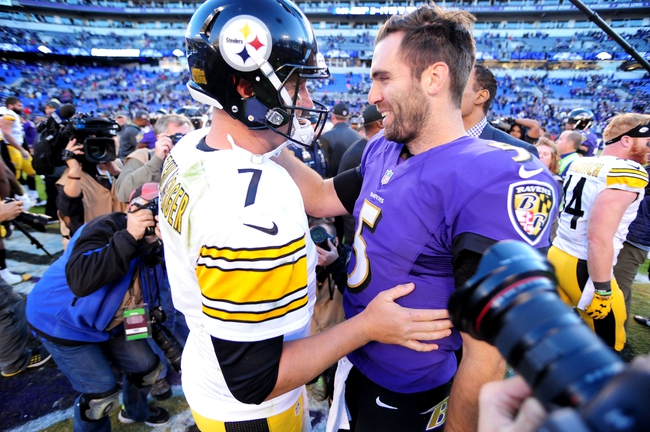 Pittsburgh Steelers vs. Baltimore Ravens - 12/25/16 NFL Pick, Odds, and Prediction