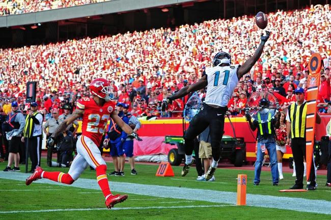 Jacksonville Jaguars at Kansas City Chiefs - 10/7/18 NFL Pick, Odds, and Prediction