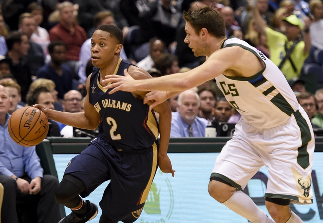 New Orleans Pelicans vs. Milwaukee Bucks - 12/13/17 NBA Pick, Odds, and Prediction