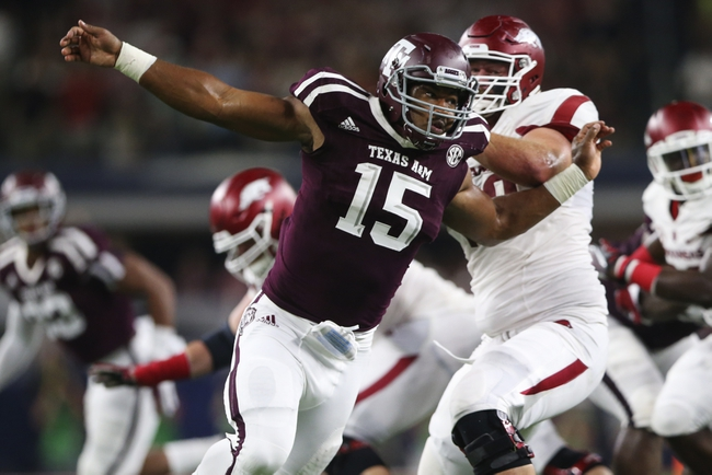 Texas A&M vs. LSU - 11/24/16 College Football Pick, Odds, and Prediction