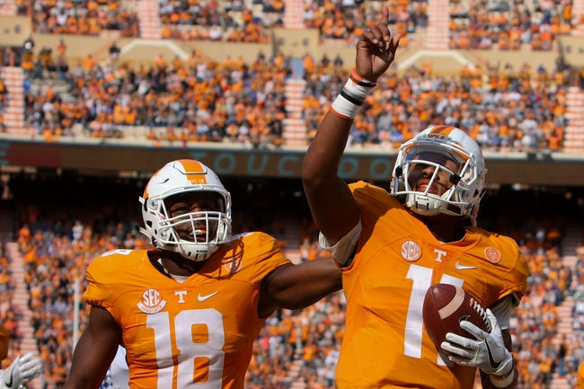Tennessee vs. Missouri - 11/19/16 College Football Pick, Odds, and Prediction