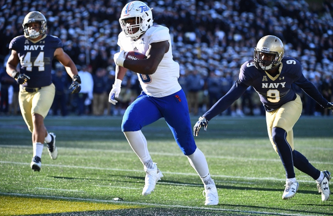 Tulsa vs. Navy - 9/30/17 College Football Pick, Odds, and Prediction