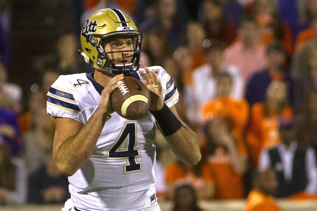 Pittsburgh Panthers vs. Duke Blue Devils - 11/19/16 College Football Pick, Odds, and Prediction