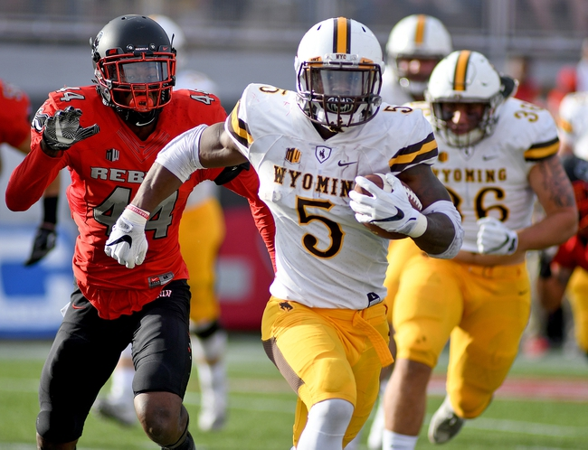 New Mexico vs. Wyoming - 11/26/16 College Football Pick, Odds, and Prediction