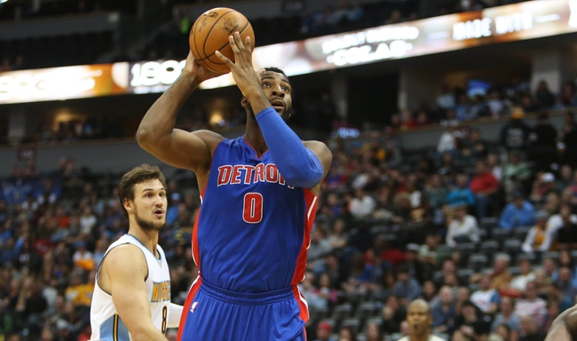 Detroit Pistons vs. Denver Nuggets - 12/12/17 NBA Pick, Odds, and Prediction