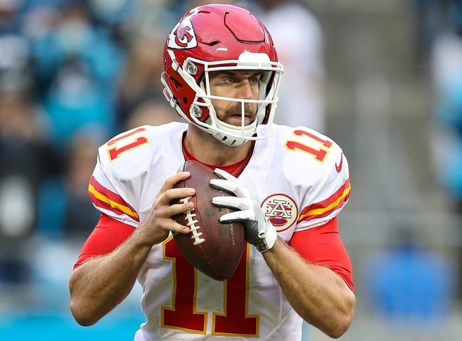 Kansas City Chiefs vs. Tampa Bay Buccaneers - 11/20/16 NFL Pick, Odds, and Prediction