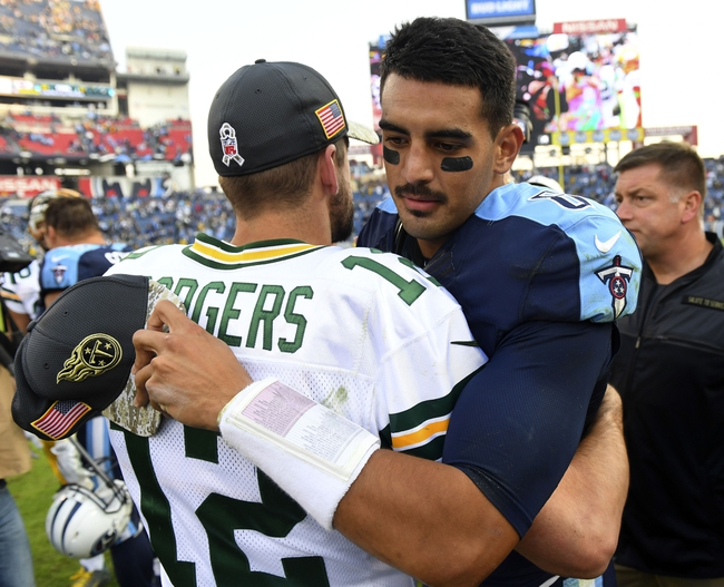 Green Bay Packers vs. Tennessee Titans - 8/9/18 NFL Pick, Odds, and Prediction