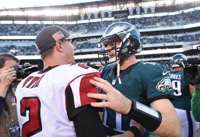 Philadelphia Eagles vs. Atlanta Falcons - 1/13/18 NFL Pick, Odds, and Prediction