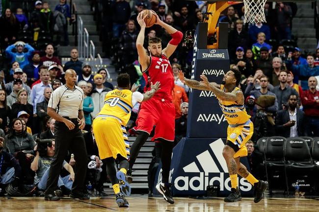 Denver Nuggets vs. Toronto Raptors - 11/1/17 NBA Pick, Odds, and Prediction
