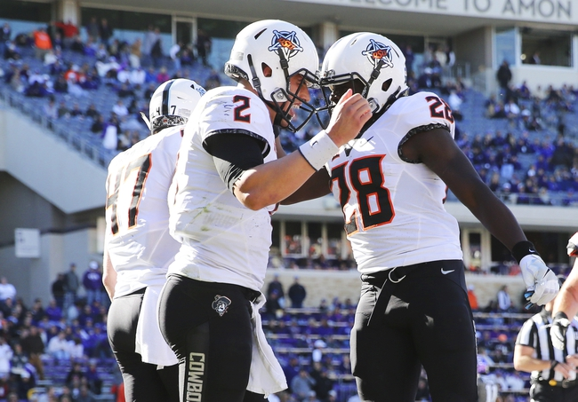 Oklahoma State vs. Tulsa - 8/31/17 College Football Pick, Odds, and Prediction
