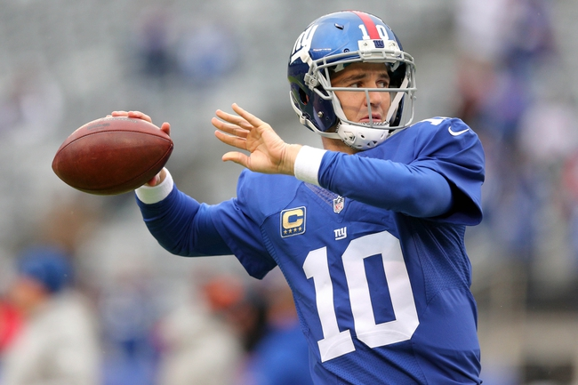 Cleveland Browns vs. New York Giants - 11/27/16 NFL Pick, Odds, and Prediction