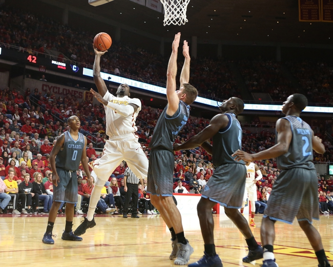Texas vs. The Citadel - 11/16/18 College Basketball Pick, Odds, and Prediction