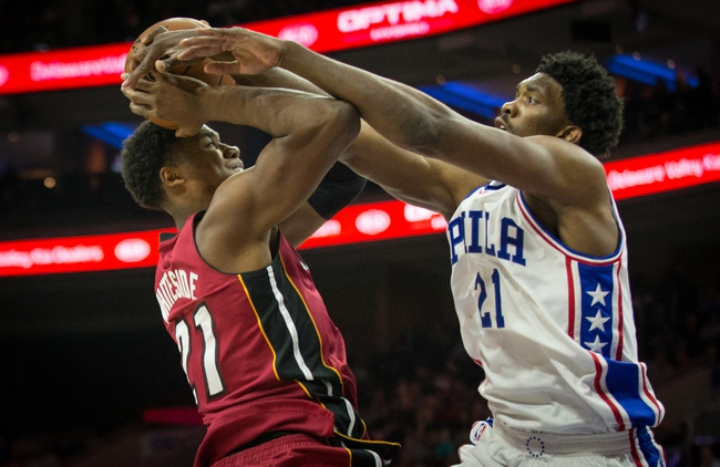 2018 NBA Playoffs: Position-By-Position Breakdown Of Philadelphia 76ers-Miami Heat