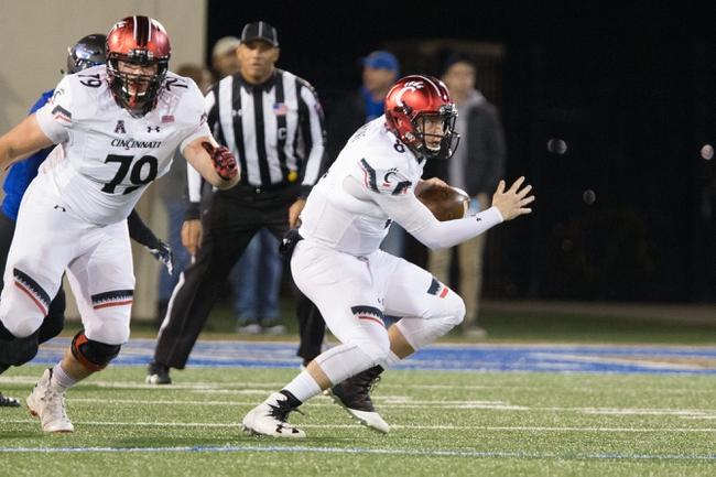 Cincinnati vs. Austin Peay - 8/31/17 College Football Pick, Odds, and Prediction