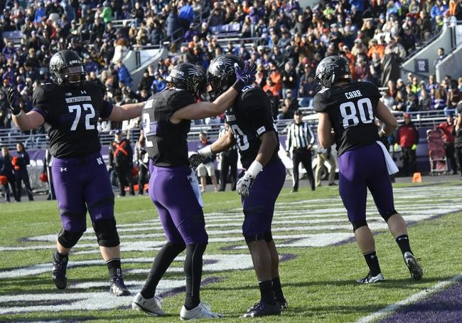 Northwestern vs. Michigan - 9/29/18 College Football Pick, Odds, and Prediction