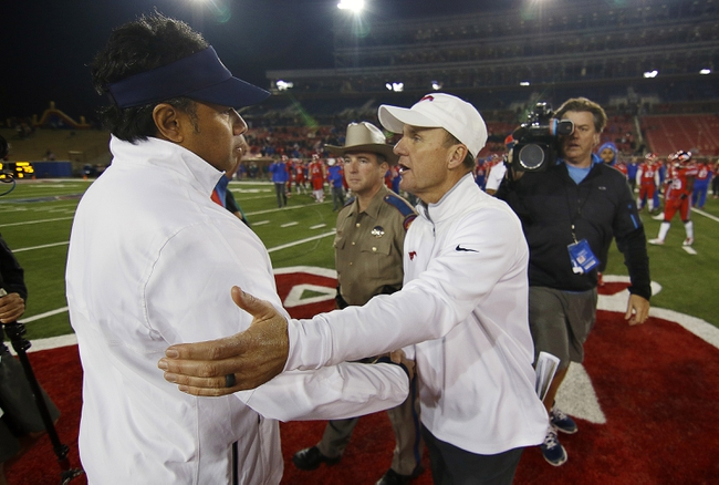 Navy vs. SMU - 11/11/17 College Football Pick, Odds, and Prediction