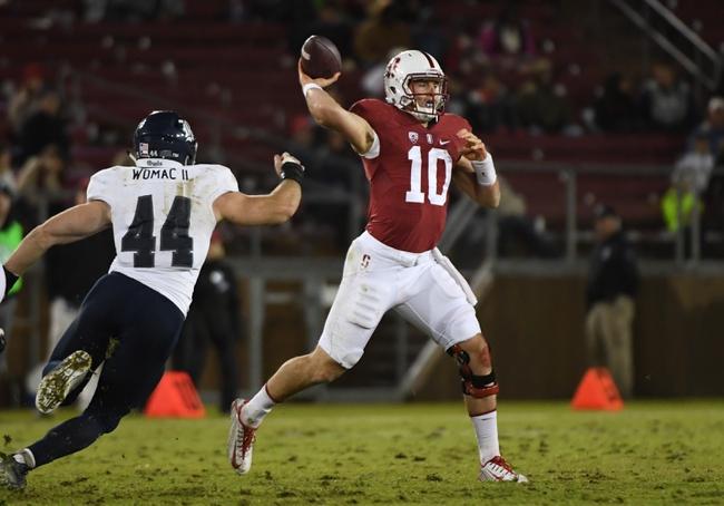 Stanford vs. North Carolina: Sun Bowl - 12/30/16 College Football Pick, Odds, and Prediction