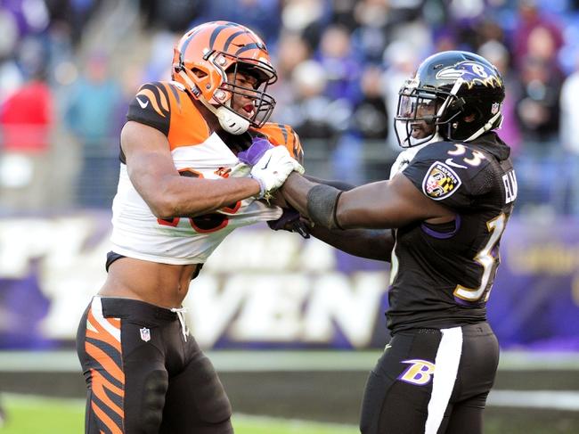 Cincinnati Bengals vs. Baltimore Ravens - 1/1/17 NFL Pick, Odds, and Prediction