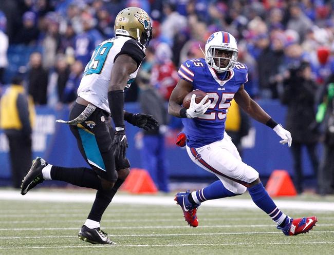 Buffalo Bills at Jacksonville Jaguars - 1/7/18 NFL Pick, Odds, and Prediction